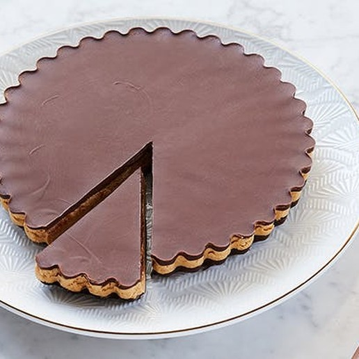 World's Largest Peanut Butter Cup (via PureWow.com)