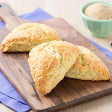 Vanilla Cream Scones