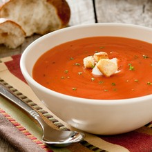 Thick and Tasty Tomato Soup