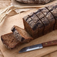 Whole Wheat Molasses Loaf