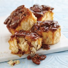Easy Butter Pecan Sticky Buns