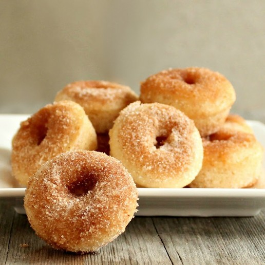 Homestyle Doughnuts