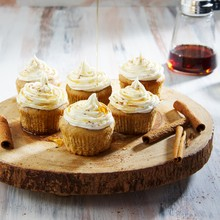 Maple Butter Cupcakes